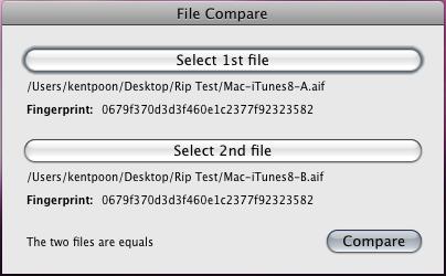 CAS 5: CD Ripping – Design w Sound